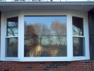 Harvey 30° Vinyl Bay Window with Double Hungs